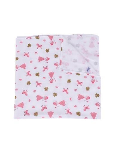 Sevi Bebe Battaniye Renkli